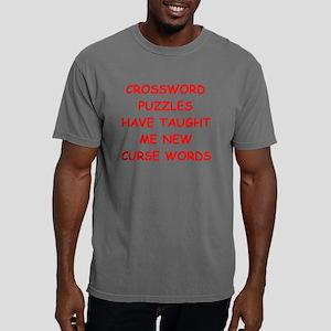 i love crossword puzles Mens Comfort Colors Shirt