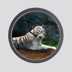 White Tiger (Wall Clock)