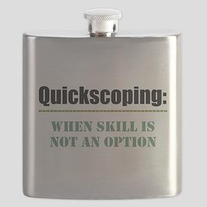Quickscoping Flask