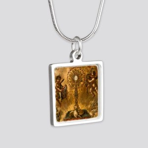 Allegory of the Eucharist Necklaces