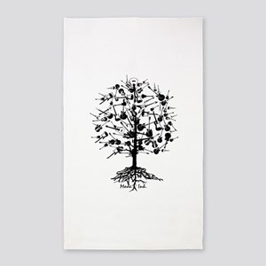 GuitarTree 3'x5' Area Rug