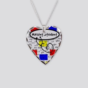 NS 6 Necklace Heart Charm