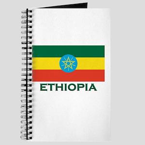 Ethiopia Flag Merchandise Journal