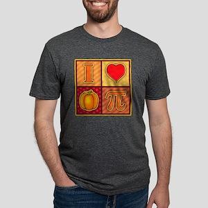 ilovepieBoth Mens Tri-blend T-Shirt