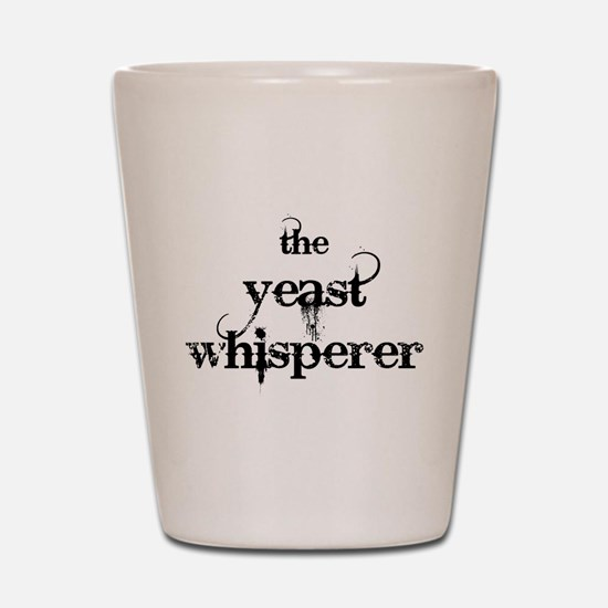 Cute Whisperer Shot Glass