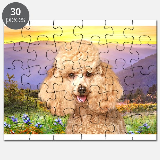 Poodle Meadow Puzzle