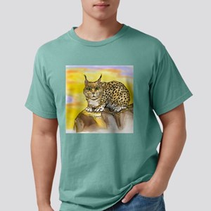 Lynx Tee Mens Comfort Colors Shirt