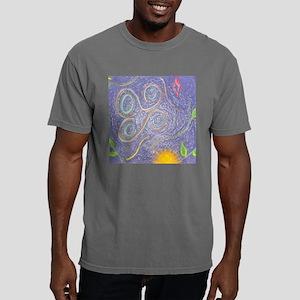 tile blur butterfly plas Mens Comfort Colors Shirt