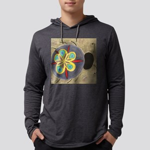 tile spacebug Mens Hooded Shirt