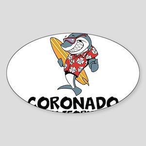 Coronado, California Sticker