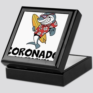 Coronado, California Keepsake Box