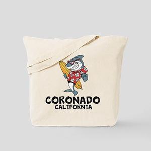Coronado, California Tote Bag
