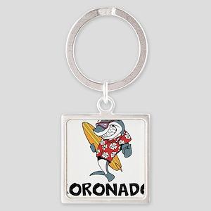 Coronado, California Keychains