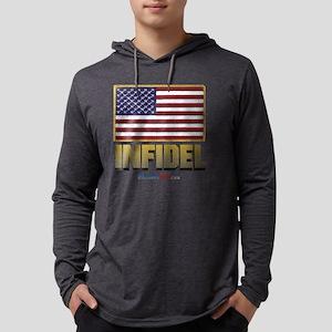 BETA Mens Hooded Shirt
