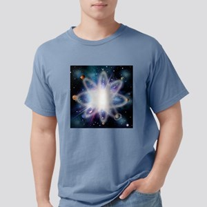 Quantised orbits of the  Mens Comfort Colors Shirt