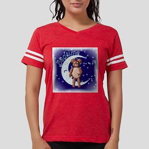 Bedtime bear Womens Football Shirt