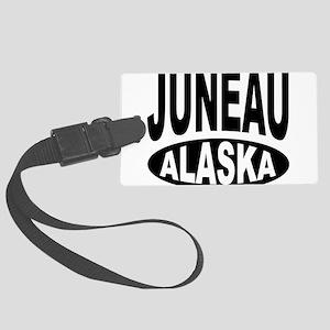 Juneau Alaska Large Luggage Tag