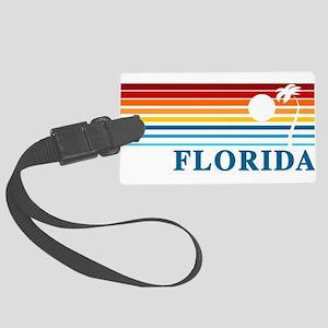 Florida Large Luggage Tag