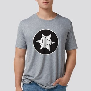 space_mace2 Mens Tri-blend T-Shirt