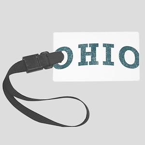 Curve Ohio Large Luggage Tag