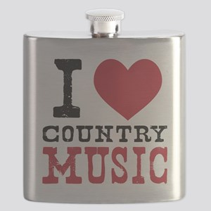 Country Music Flask