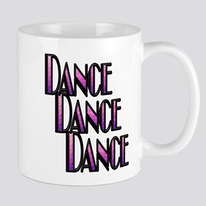 DANCE DANCE DANCE- PURPLE SWIRL copy Mug