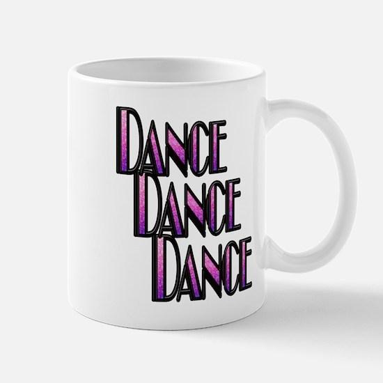DANCE DANCE DANCE- PURPLE SWIRL copy.png Mug