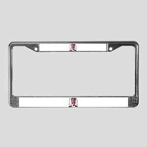 Trailer Trash License Plate Frame