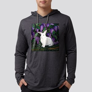 punch11pillow Mens Hooded Shirt