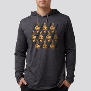Orchestra Music Gift Mens Hooded Shirt