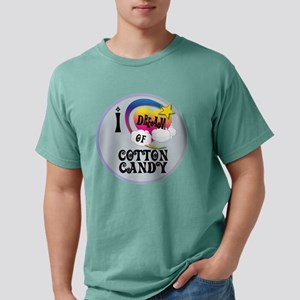 I Dream of Cotton Candy Mens Comfort Colors Shirt