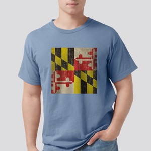 Vintage Maryland Mens Comfort Colors Shirt