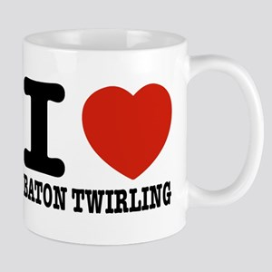 I love Baton Twirling Mug