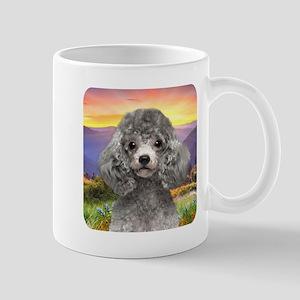 Poodle Meadow Mug