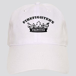 Firefighter's Princess Cap