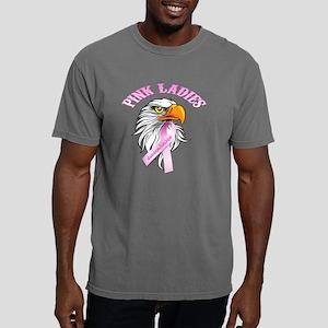 Pink Ladies Eagle Head.p Mens Comfort Colors Shirt