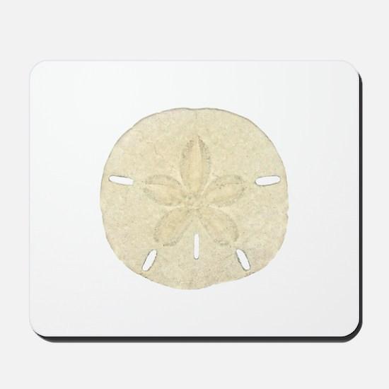 Sand Dollar Logo Mousepad