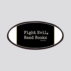 Fight Evil, Read Books Patches