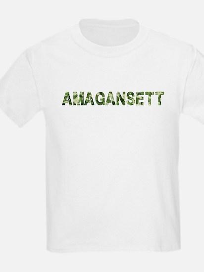 Amagansett, Vintage Camo, T-Shirt