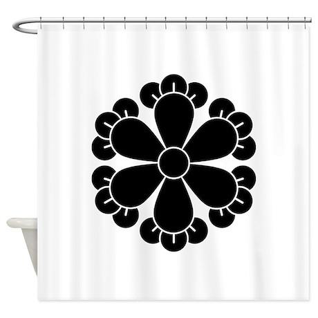 Six cloves Shower Curtain