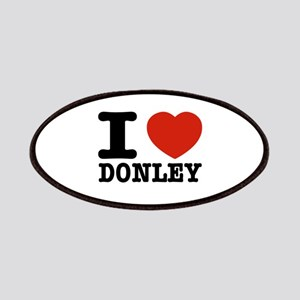 I love Donley Patches