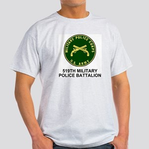 Grey 519th MP Bn <BR>Shirt 33