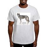 MCK Karhu Ash Grey T-Shirt