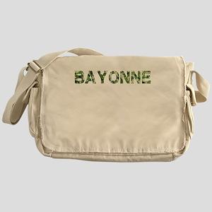 Bayonne, Vintage Camo, Messenger Bag