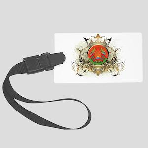 Stylish Belarus Large Luggage Tag