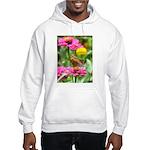 Variegated Fritillary Hooded Sweatshirt