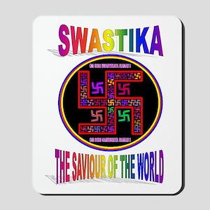 Swastika Mousepad