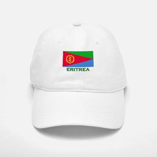 Eritrea Flag Stuff Baseball Baseball Cap
