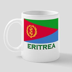 Eritrea Flag Stuff Mug