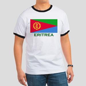 Eritrea Flag Stuff Ringer T